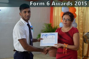 form 6 awards